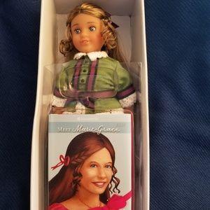 Orginal American Girl Marie Grace Miniature  doll